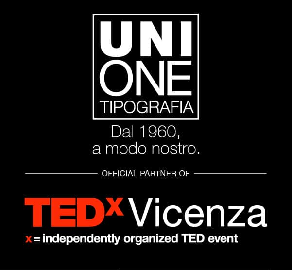 Logo Tipografia Unione per From me to we