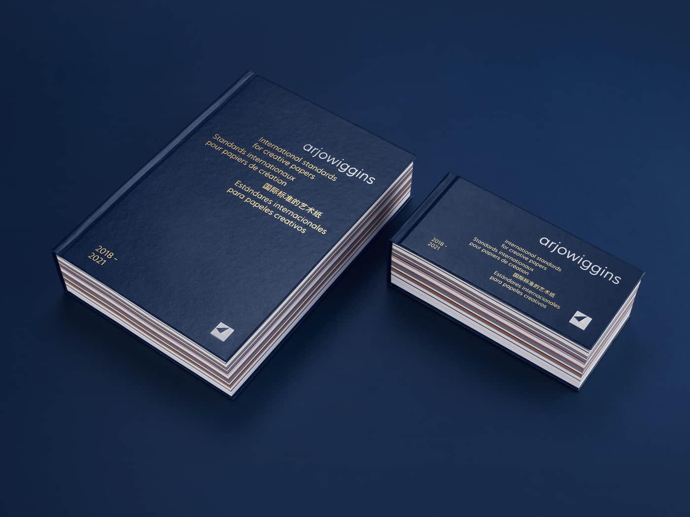 Le nuove carte Arjowiggins con The Paper Book 2018-2021.