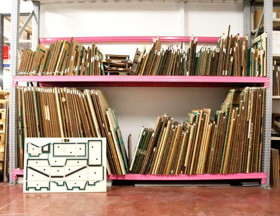 Ne facciamo di tutte le forme. Tipografia Unione, fustelle, packaging.