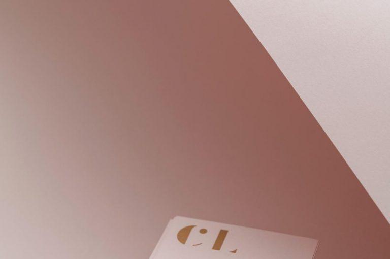 Biglietti da visita Cristiana Lunardon. Piccoli stampati, Tipografia Unione per Zeroartdesign.