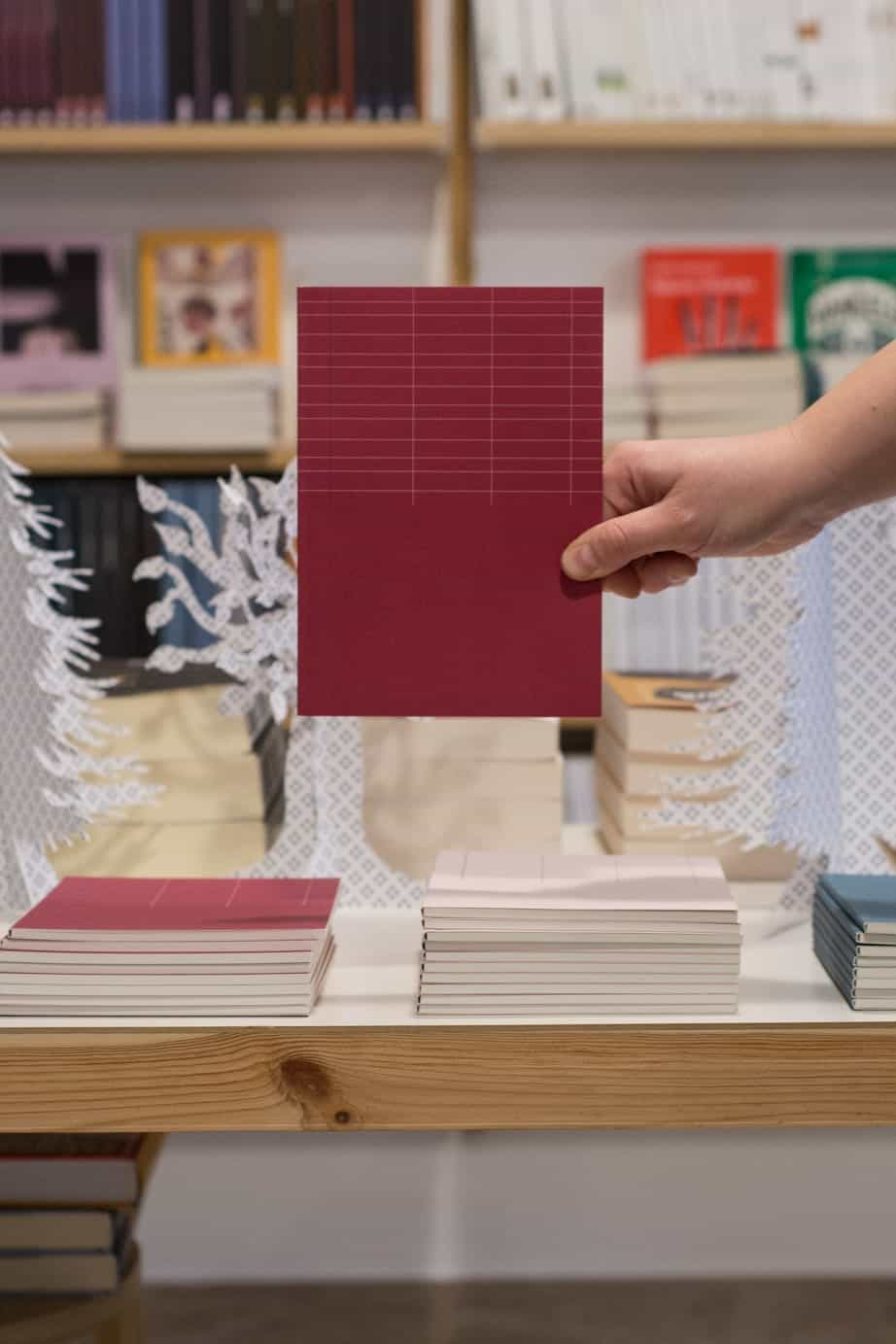 Lalinea linea di cartoleria, quaderno, Quivirgola e Tipografia Unione. Tipografia e stampa a Vicenza.