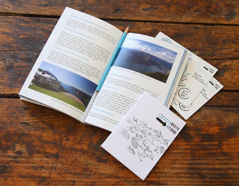 Libro stampato, Volare Alto, interno con fotografie. Libri e cataloghi, Tipografia Unione, Vicenza